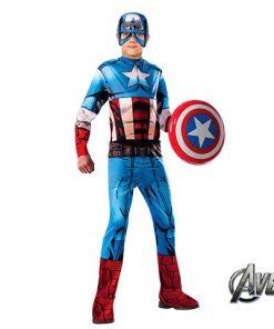 Disfraz Capitán América infantil