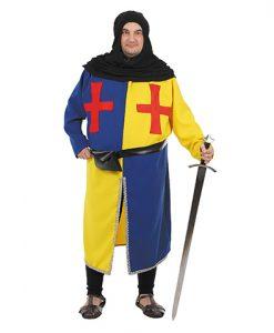 Disfraz Soldado Medieval Alabardero