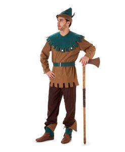 Disfraz de Arquero Robin para hombre