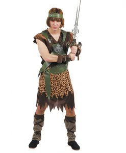 Disfraz de Conan para hombre