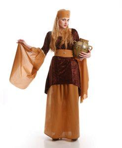 Disfraz de Cortesana Elisa para mujer