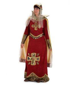 Traje de Reina Medieval Odilia