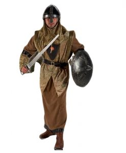 Disfraz Guerrero Medieval Lujo