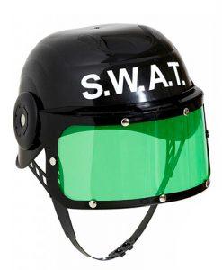 Casco SWAT infantil verde