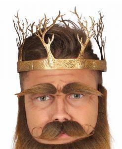 Corona medieval oro