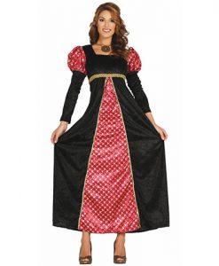 Disfraz dama medieval Serena