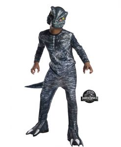 Disfraz de Velociraptor de Jurassic World Infantil