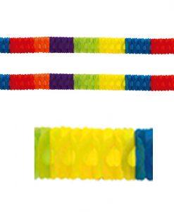 Guirnalda multicolor paradise