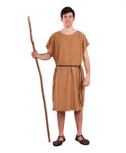Disfraz de mendigo medieval para adulto