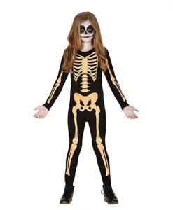Disfraz esqueleto body unisex