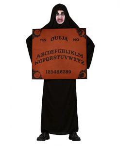 Disfraz de tablero satánico ouija