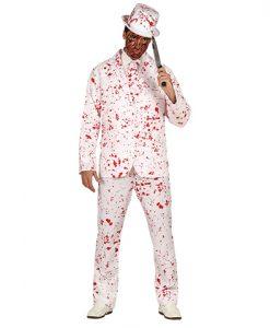 Disfraz traje sangriento