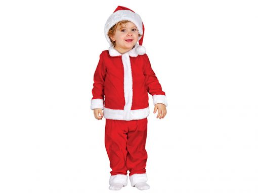 Disfraz de Papa Noel Baby para bebé