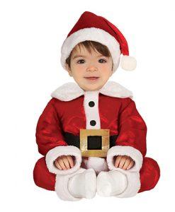 Disfraz Papa Noel Navideño para bebé