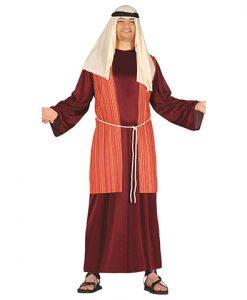 Disfraz San José pastor adulto