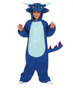 Disfraz dragón infantil