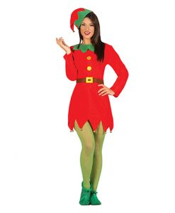 Disfraz de Elfa para adulto