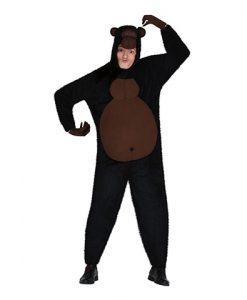 Disfraz de gorila para adulto