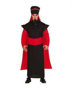 Disfraz de Villano Jafar para adulto