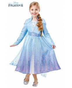 Disfraz Elsa Frozen 2 niña Deluxe