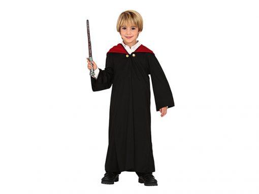 Túnica Mago Harry infantil