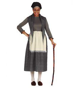 Disfraz de Abuela para adulto