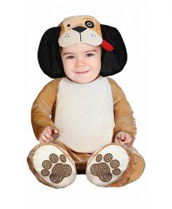 Disfraz de perro para bebé