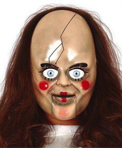 Careta muñeca terror Chucky