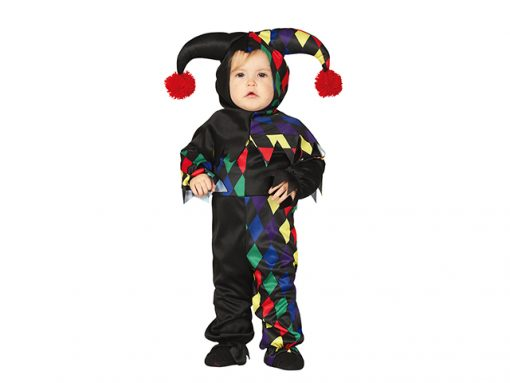 Disfraz de Arlequín para bebé