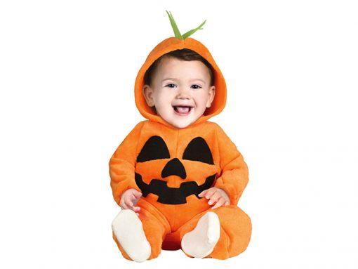 Disfraz Pijama calabaza para bebé