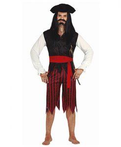 Disfraz de Pirata Sparow para hombre