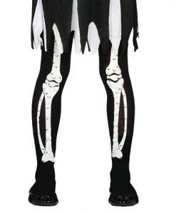 Pantys Esqueleto infantiles