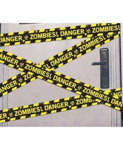 Cinta policial zombie