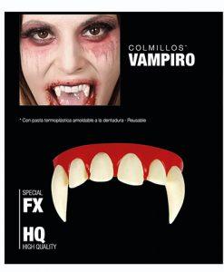 Dientes vampiro reutilizables