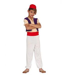 Disfraz Aladino niño
