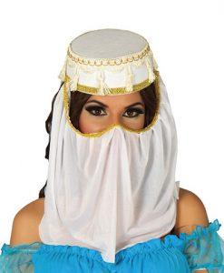 Sombrero de princesa árabe.