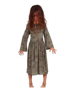 Disfraz Niña del Exorcista infantil